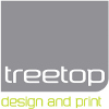 Treetop Design and Print logo